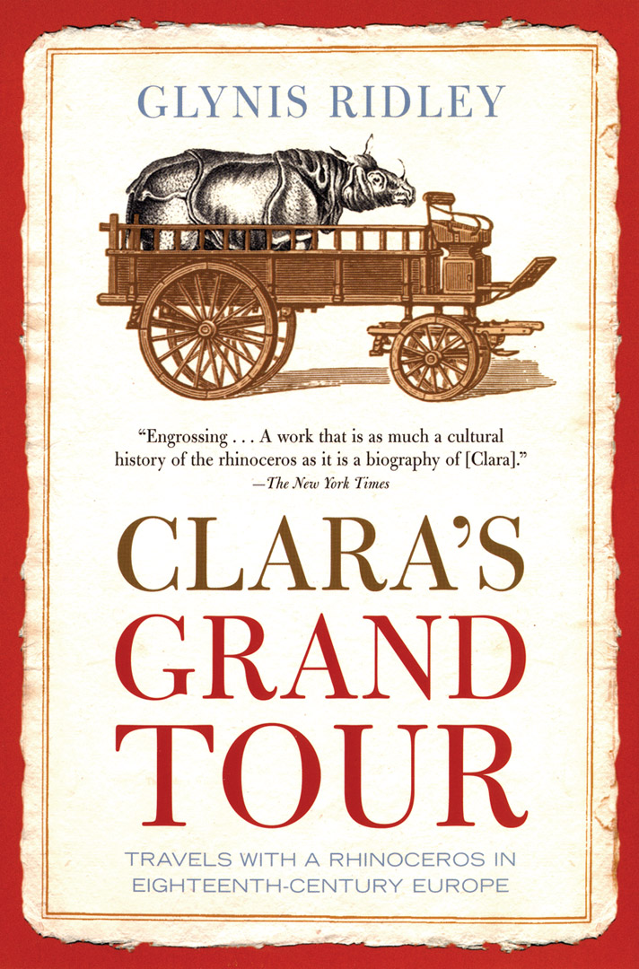 Grand Tour Of Europe S Greatest: Clara's Grand Tour