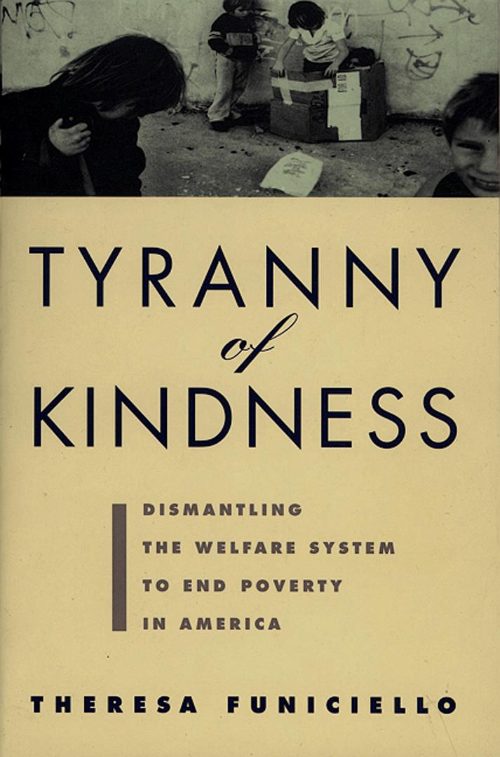 Tyranny Of Kindness Grove Atlantic