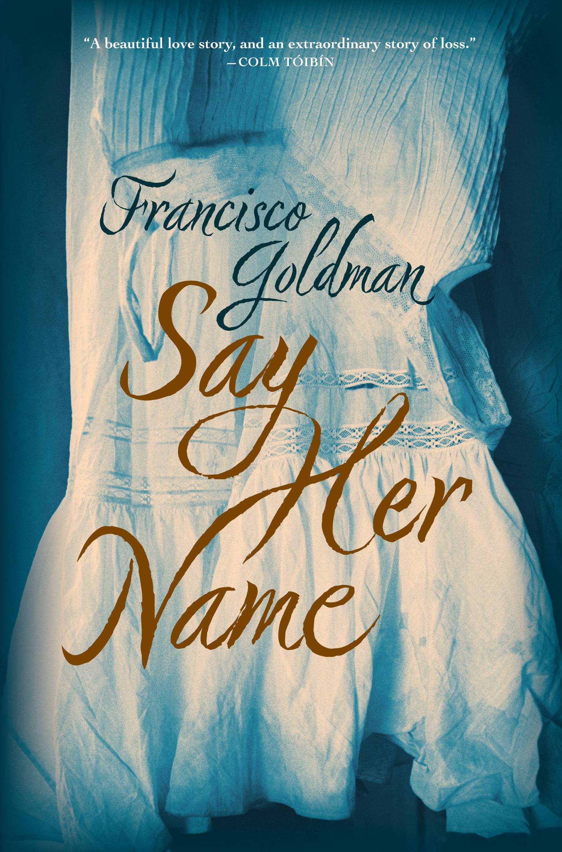 Say Her Name | Grove Atlantic