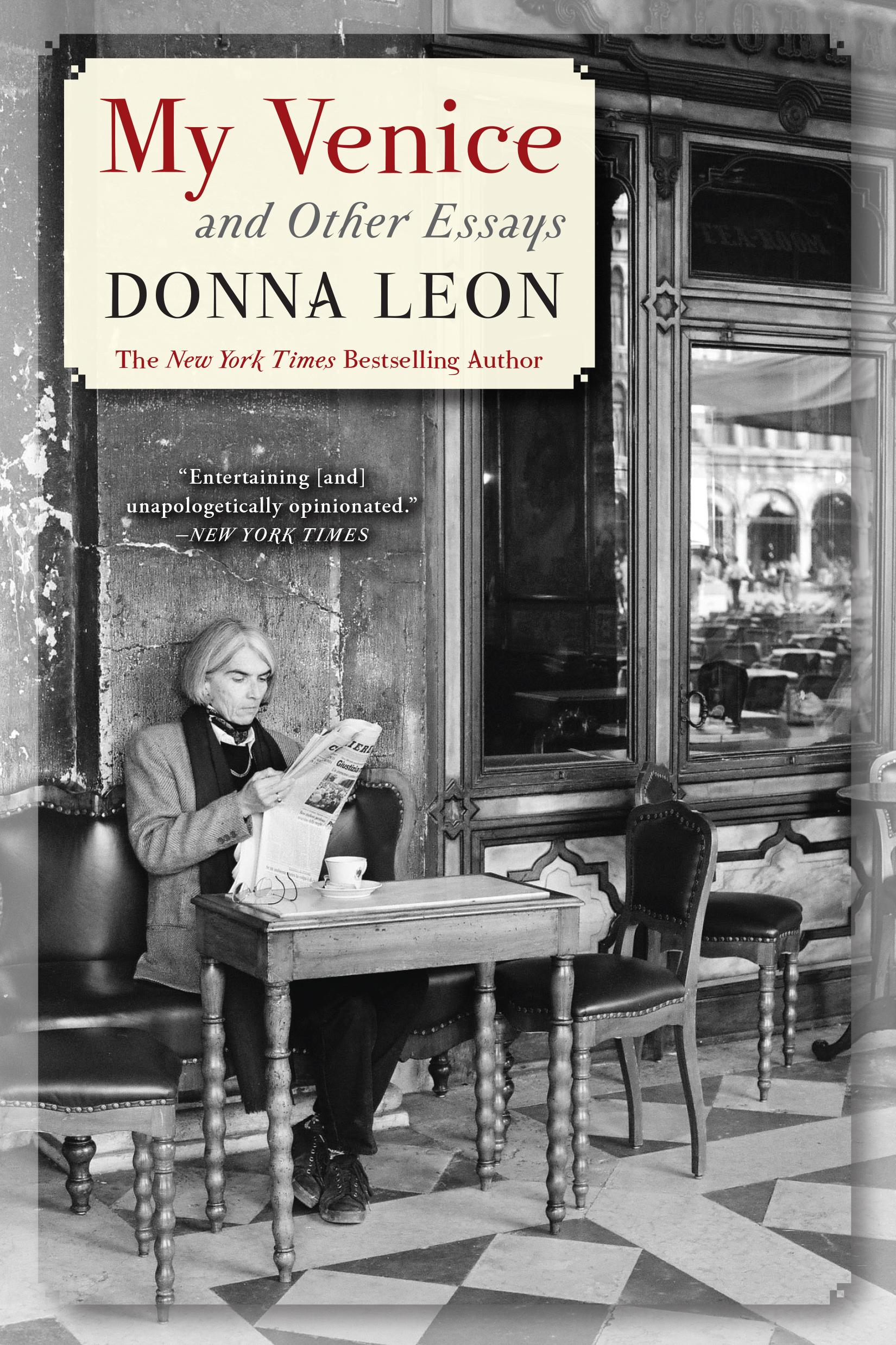 novelist leon