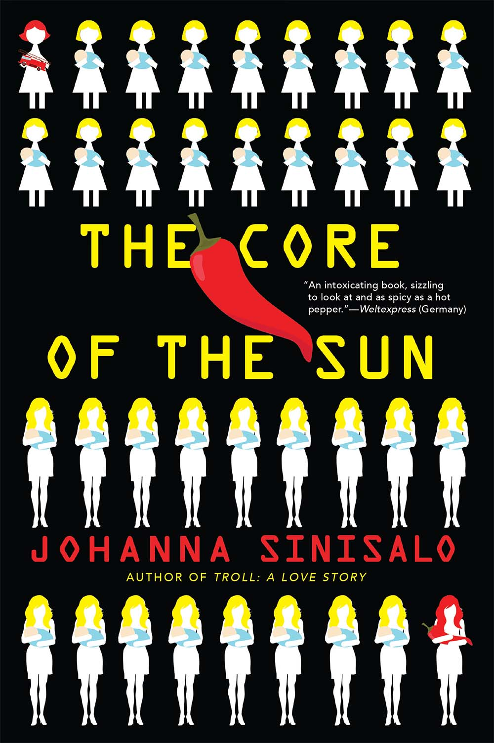 Image result for core of the sun sinisalo