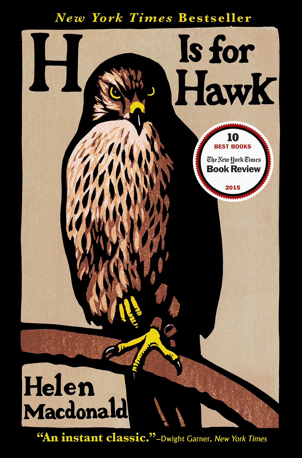 Image result for h is for hawk