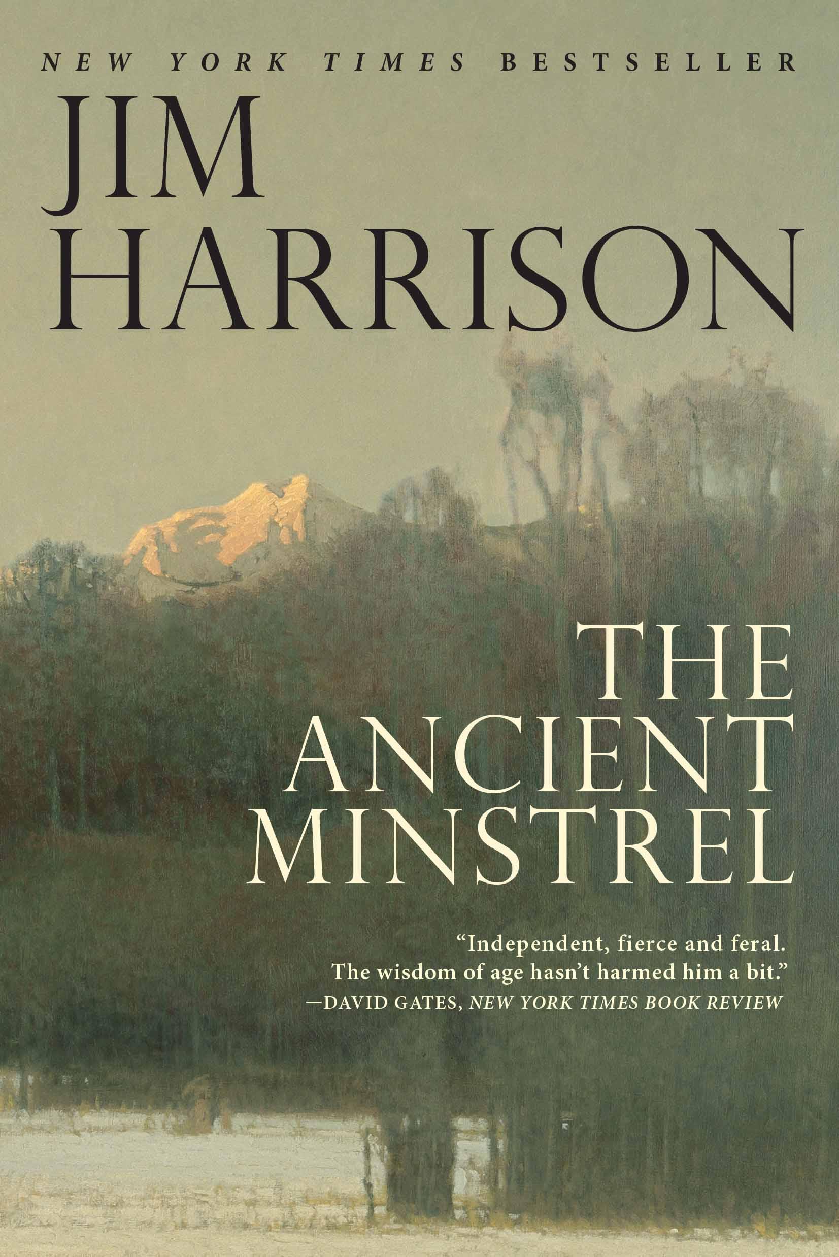The Ancient Minstrel | Grove Atlantic