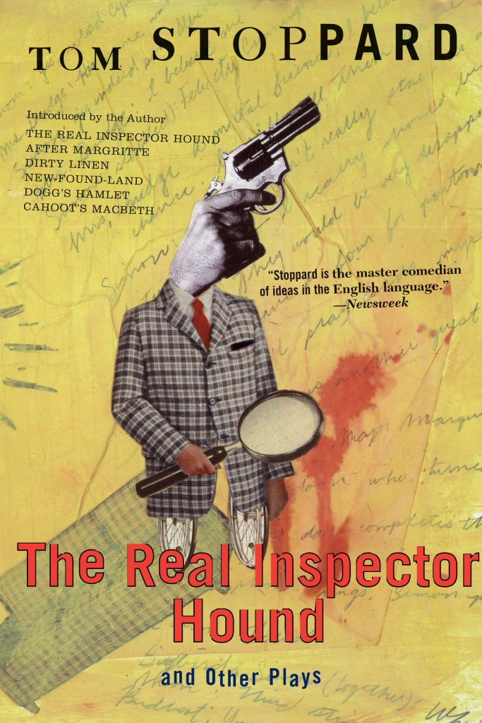 The Real Inspector Hound And Other Plays Grove Atlantic
