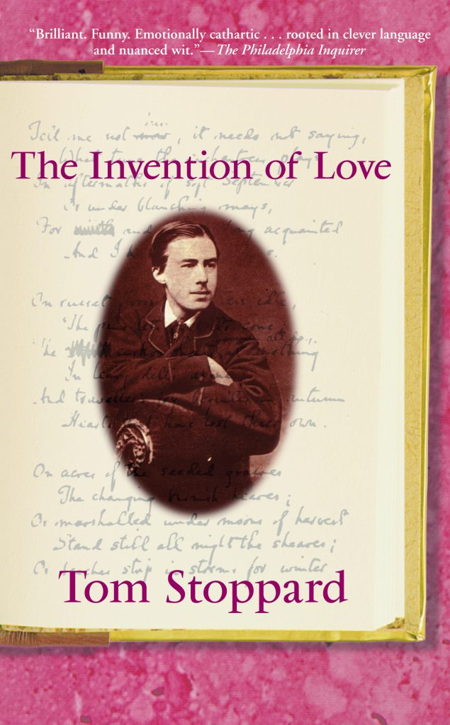 The Invention Of Love Grove Atlantic