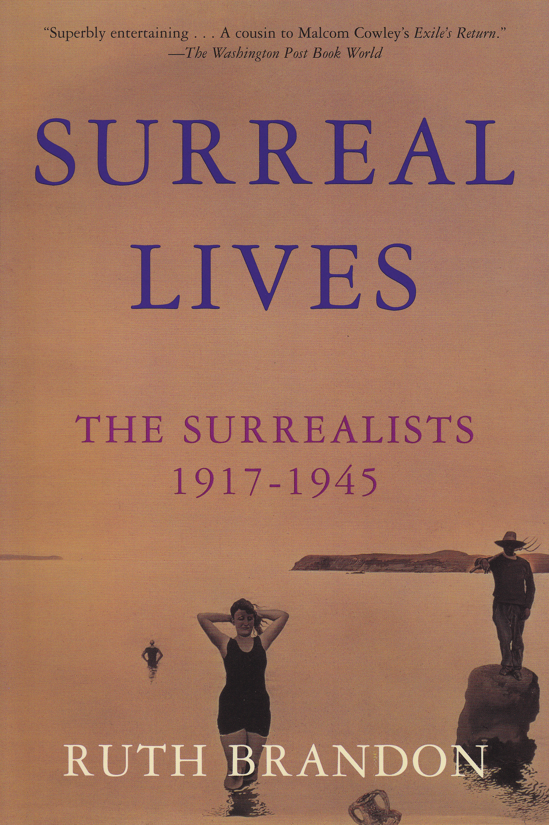 how do you spell surrealist