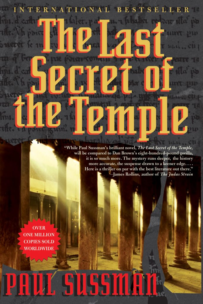 The Last Secret of the Temple | Grove Atlantic